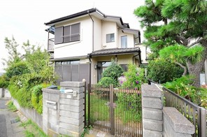 神奈川県横浜市保土ケ谷区岩崎町の外観