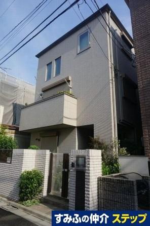 東京都渋谷区神泉町の外観