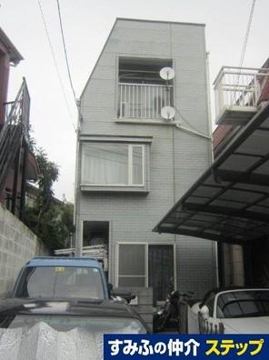 東京都大田区東雪谷4丁目の外観