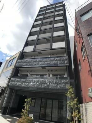アドバンス大阪ソルテの外観