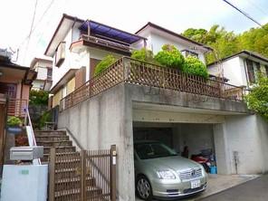 熱海市緑ガ丘町 地下車庫付き!全居室収納付きの5SLDKの外観