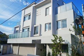 大田区田園調布5丁目 戸建の間取り図