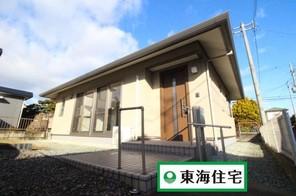 中古戸建 上飯田平屋住宅の外観