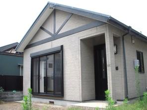名古屋市守山区小幡の家の外観