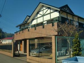 栃木県鹿沼市 戸建の外観