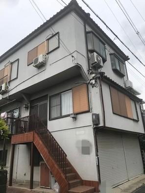 大阪府八尾市西山本町2丁目の外観