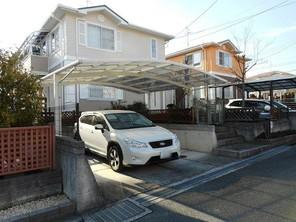 堺市南区高倉台1丁の外観
