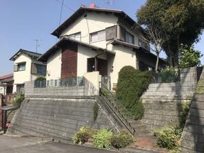 愛知県岡崎市本宿町字上トコサフの外観