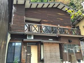 飛騨市古川町上気多 中古住宅 7Kの外観