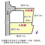 松阪市塚本町の間取り図
