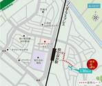 【ダイワハウス】セキュレアガーデン柏たなかI 130街区(建築条件付宅地分譲)のその他