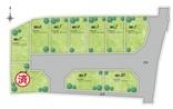 性能と品質の頂点へ「オークラホーム山科椥辻」【建築条件付宅地分譲】の間取り図
