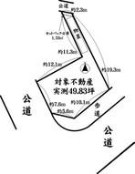 姫路市網干区 高田の間取り図