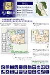 【ダイワハウス】東京森都心 多摩ニュータウン東山 【森5区】(分譲住宅)の間取り図