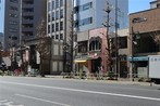 【建築条件無し】都営大江戸線「本郷三丁目」歩3分の宅地の間取り図