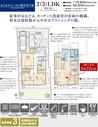 【ダイワハウス】まちなかジーヴォ国分寺戸倉 (分譲住宅)の間取り図