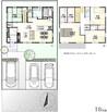 【ダイワハウス】セキュレア共和西III (分譲住宅)の間取り図