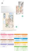 【ダイワハウス】セキュレア吉敷上東 (分譲住宅)の間取り図
