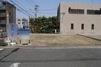 名古屋市中村区長筬町の宅地の外観