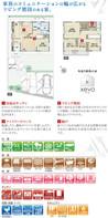 【ダイワハウス】セキュレア若葉区小倉町 (分譲住宅)の間取り図