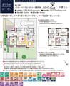 【ダイワハウス】まちなかジーヴォ久喜桜田 (分譲住宅)の間取り図