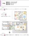 【ダイワハウス】セキュレア安城名広 (分譲住宅)の間取り図