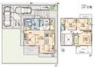 【ダイワハウス】セキュレアガーデン柏たなかI 137街区(分譲住宅)の外観