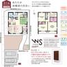 【ダイワハウス】セキュレア函館杉並町 (分譲住宅)の間取り図