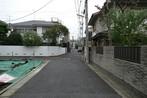豪徳寺駅3分・山下駅3分~建築条件なし売地~の間取り図