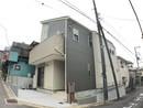 千葉市稲毛区天台2丁目新築一戸建ての外観