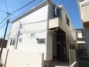 西東京市東伏見の家の外観