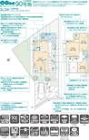 【ダイワハウス】セキュレアガーデン柏たなかIII 149街区(分譲住宅)の間取り図