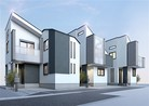 【再販売・最終1棟】~用賀駅歩5分に佇む新築2階建て住戸~の外観