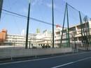 横浜市南区永楽町の宅地の間取り図