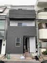 江戸川区平井の家の外観