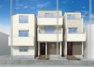【鶴見駅西口平坦5分】豊岡小学校徒歩4分(301m)の新邸!の外観
