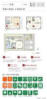 【ダイワハウス】セキュレア高取 (分譲住宅)の間取り図