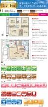 【ダイワハウス】セキュレア本千葉 (分譲住宅)の間取り図