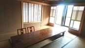 山県市佐賀の和室