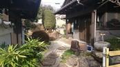 関市居敷町の玄関