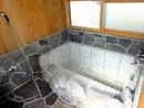 南箱根ダイヤランド 自然に囲まれた富士山望む、山荘風戸建の浴室