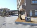 ファミール長浜・豊公園前 弐番館のエントランス