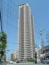 くずはタワーシティT棟の外観