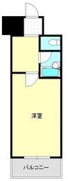 エスリード新大阪第8 の間取り図