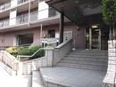 上本町ガーデンハイツのリビング