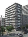 ユニライフ大阪ドーム前の外観