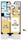 グランフロント大阪オーナーズタワーの間取り図