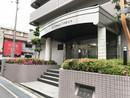 ロイヤルハイツ藤井寺の玄関