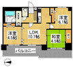 ライオンズマンション東大阪の間取り図