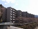 サンロイヤル池田バードヒルズ一号館の外観